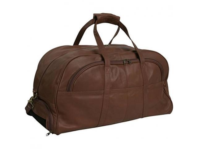 Get A Free Royce Leather Organizer Duffel Bag!