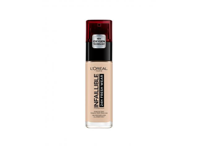 Get A Free L'Oreal Infallible Fresh Wear Foundation!