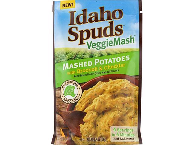 Get A Free Idaho Spuds VeggieMash!