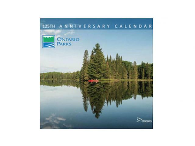 Get A Free Ontario Parks 2018 Calendar!