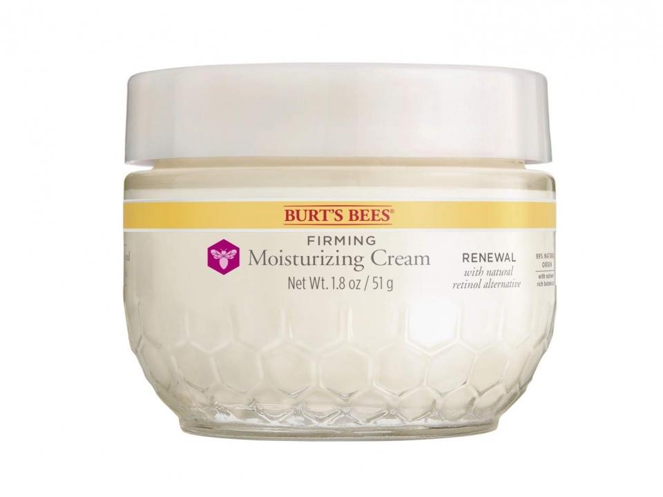 Free Burt's Bees Renewal Firming Moisturizing Cream