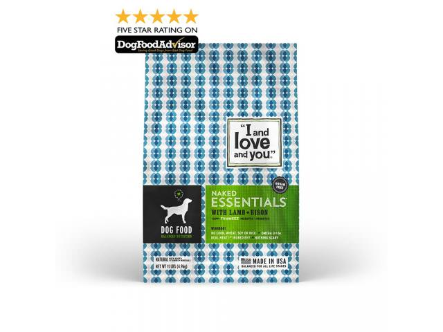 Get A Free Naked Essentials Kibble!