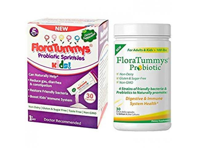 Get A Free FloraTummys 5-Day Sample!