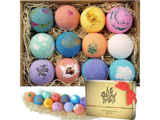 Get A Free Bath Bombs Gift Set!