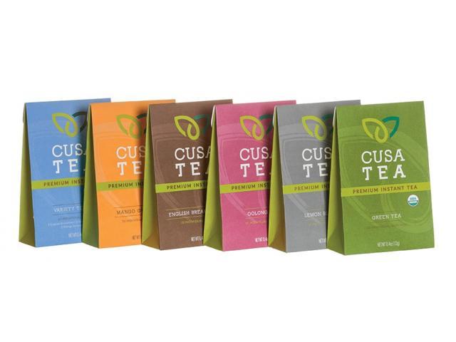 Free Box Of Cusa Tea!