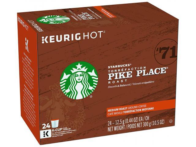 Free Starbucks Perfect Pairing Coffee!