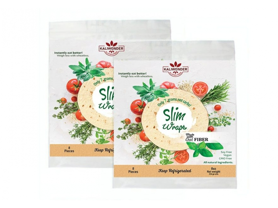 Free Gluten-Free Slim Wraps From Kaliwonder