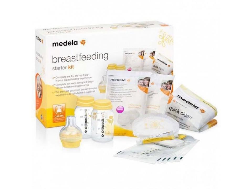 Free Breastfeeding Product Sample Box By Medela