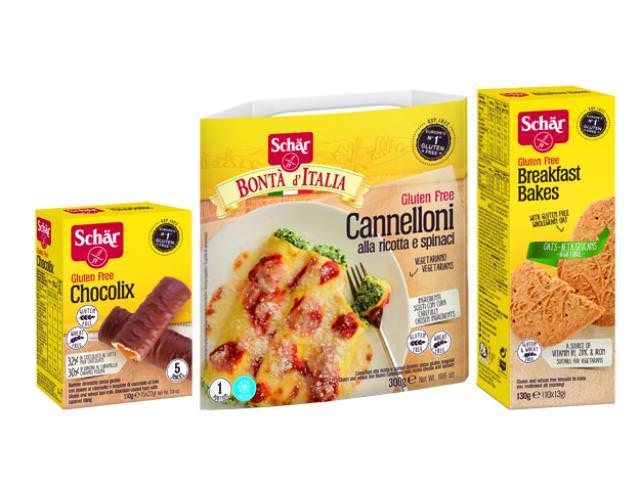 Get A Free Schär Gluten-Free Package!