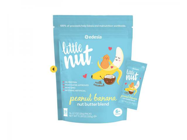 Get Free Little Nut Squeeze Packs!