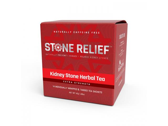 Get A Free Stone Relief Kidney Stone Herbal Tea!