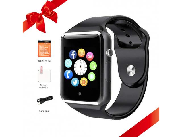 Get A Free Smart Watch For Android+iOS Phones