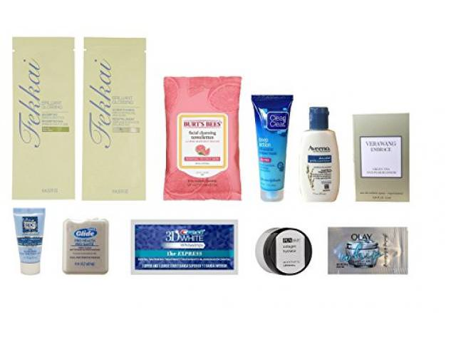 Get A Free Women's Beauty Sample Box!