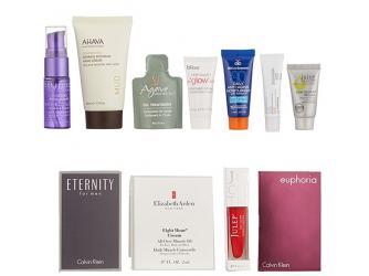 Free Total Beauty Sample Box from Sampler!