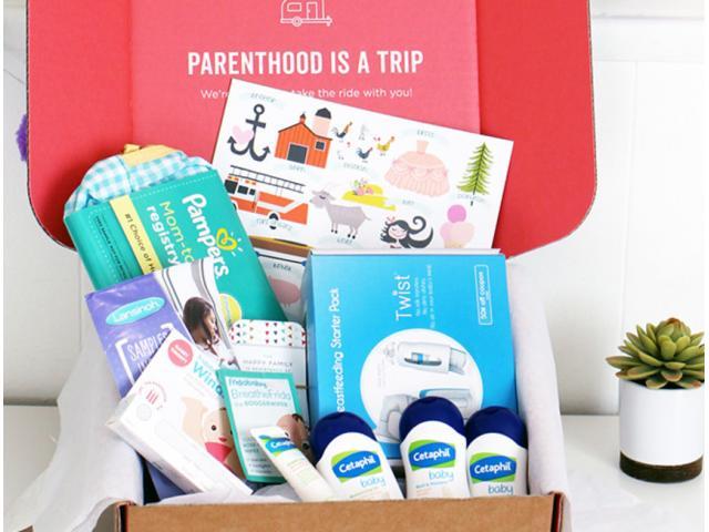 Get A Free Babylist Baby Freebie Box!