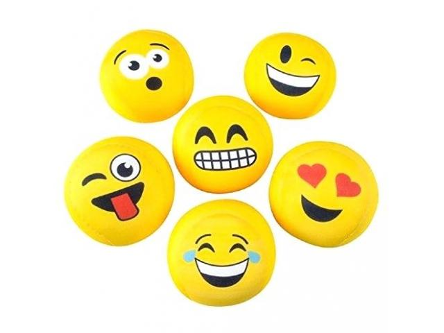 Get A Free Emoji Round Soft Cushion Pillow!