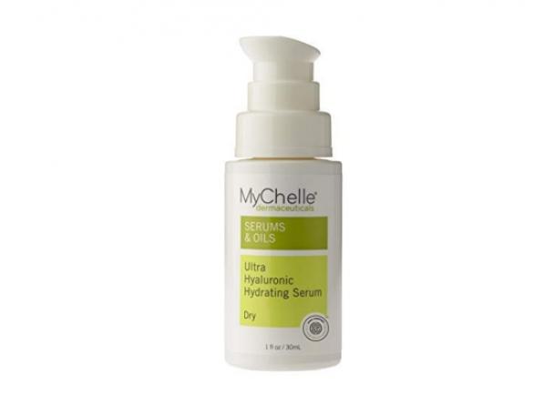 Free MyChelle Dermaceuticals Hyaluronic Hydrating Serum!