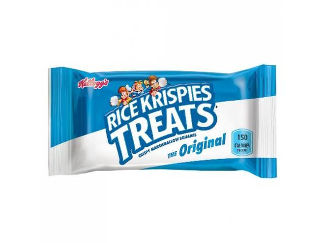 Get A Free Rice Krispies Mini-Squares!