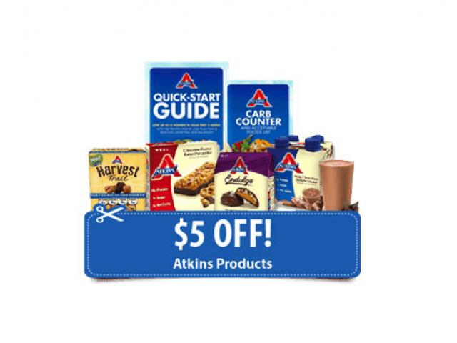 Get A Free Atkins Starter Kit!