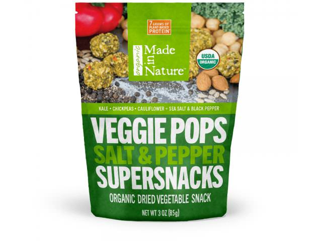 Get A Free Made In Nature Snacks!