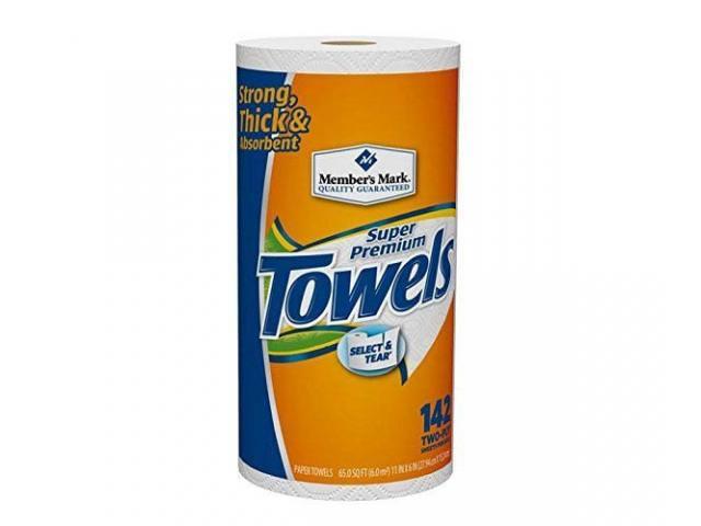 Get Free Member's Mark Premium Paper Towels!