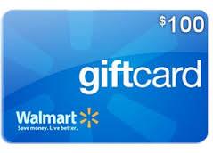 Get A $100 Walmart Gift Card!