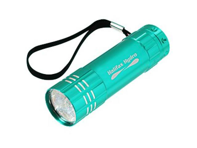Get A Free Pocket LED Flashlight!