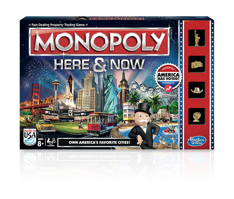 Get A Free Monopoly Game!