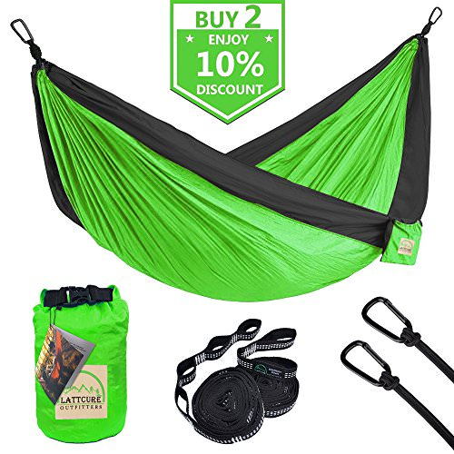 Get A Free Double Camping Hammock!