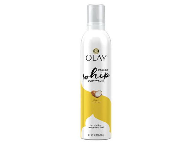 Free Olay Shea Butter Body Wash!