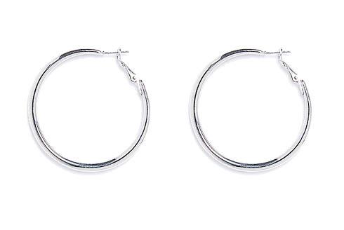 Get Free Rounded Hoop Earrings!