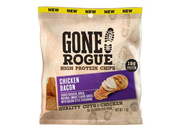 Get A Free Sample Bag Of Gone Rogue Chips!