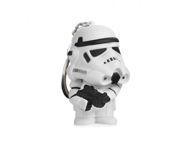 Get A Free Star Wars Figure Keychain!