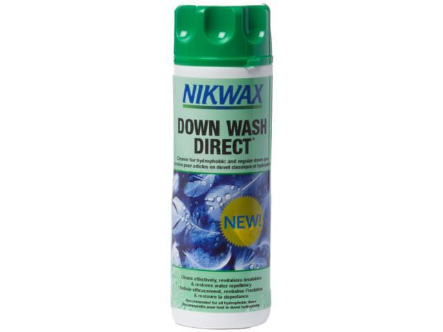 Get A Free Nikwax Down Wash Direct!