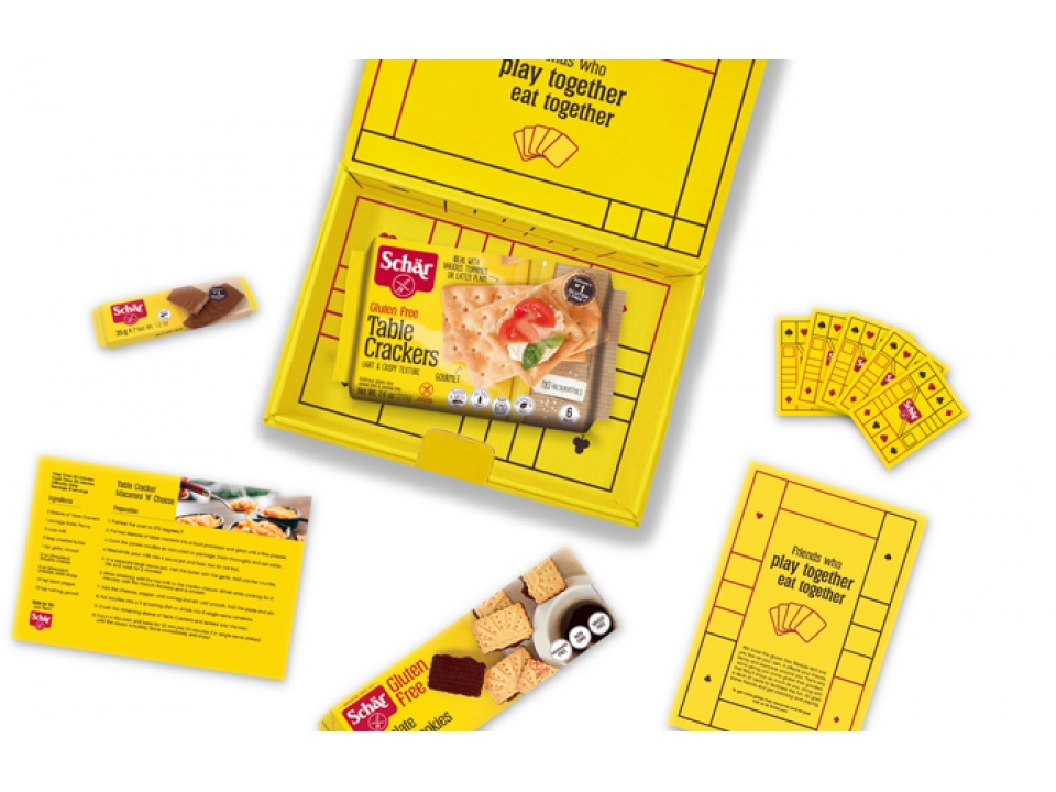 Free Schar Game Night Snack Box