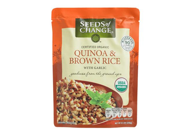 Get A Free  Organic Quinoa & Brown Rice From Seeds Of Change!