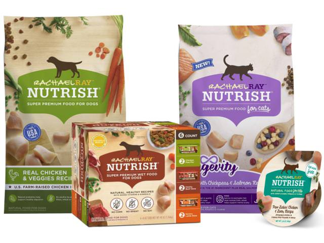 Get A Free Rachael Ray Nutrish Pet Food!