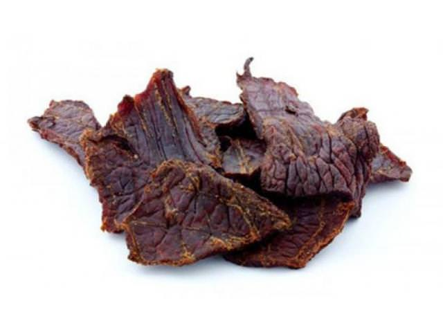 Get A Free Beef Jerky!