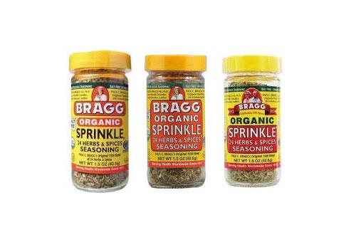 Get 3 Free Bragg Spice Samples!
