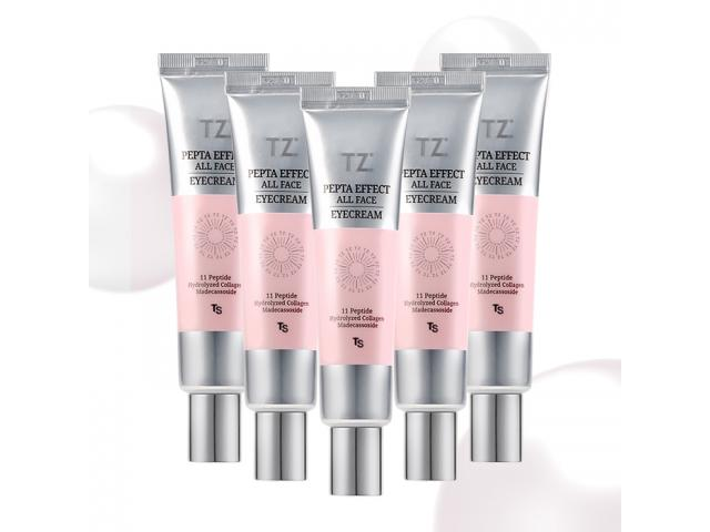 Free Pepta Effect All Face Eyecream By TZ!