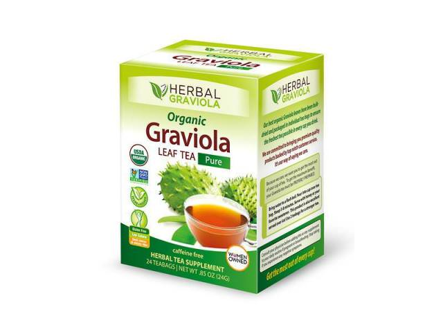 Get A Free Organic Graviola Tea Sample!