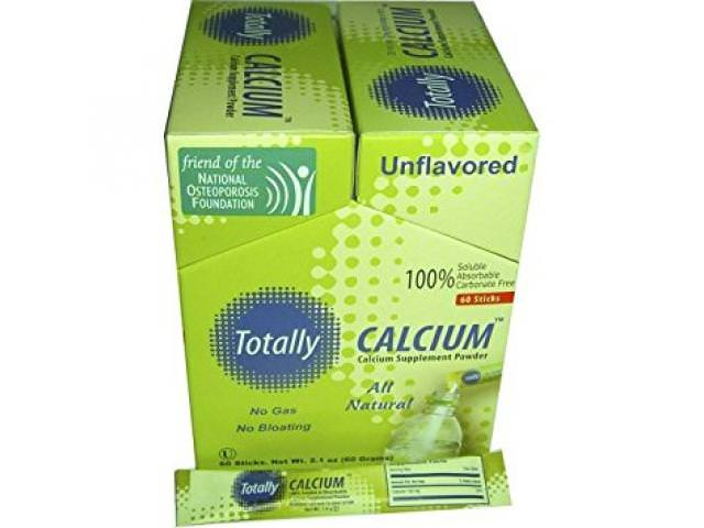 Get A Free Totally CALCIUM Sample!