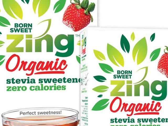 Get A Free Born Sweet Zing Organic Stevia Sweetener!