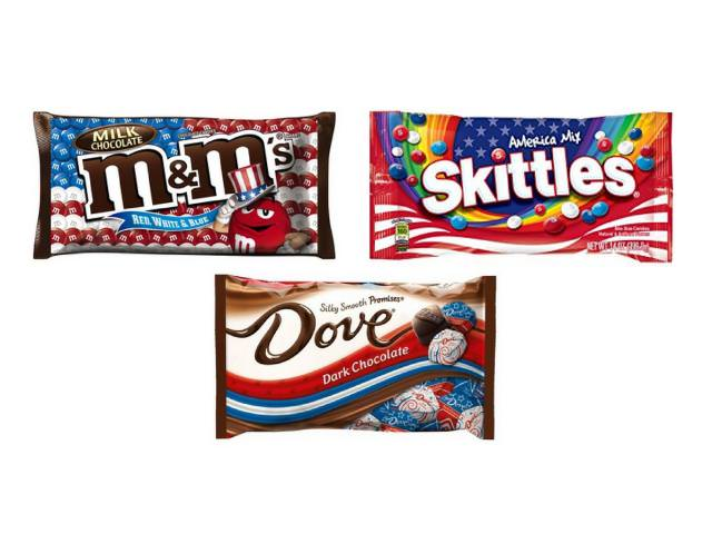 Get Free M&Ms And Skittles!