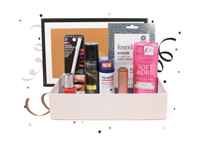 Get A Free Walmart Beauty Box!