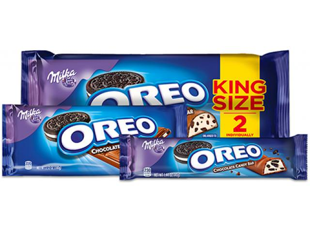 Get A Free Oreo Chocolate Candy Bar!