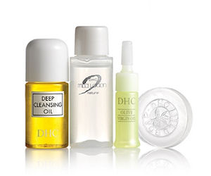 Get Free Beauty Samples from DHC!
