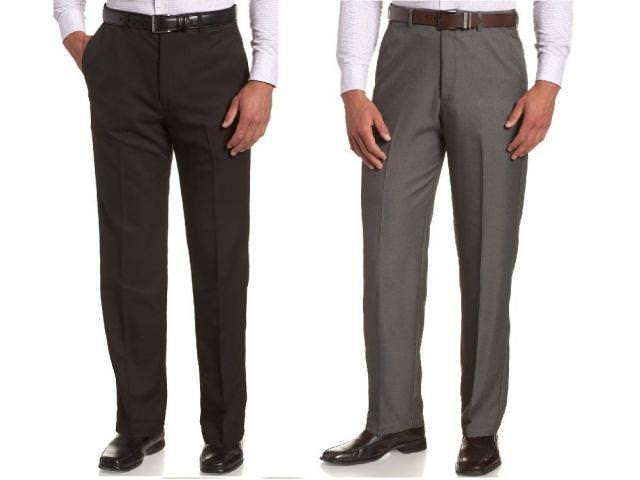 Get A Free Pair Of Haggar Dress Pants!