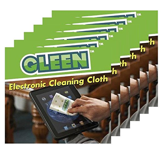 Get A Free Gleen Cleaning Cloth For Electronics!