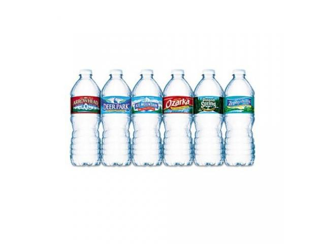 Get A Free 8-Pack Bottled Water!